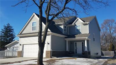 Plymouth Single Family Home For Sale: 8847 Northern