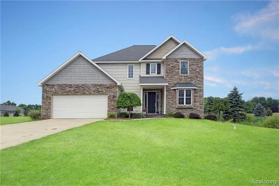 Webberville Single Family Home For Sale: 4658 Gables Wood Way