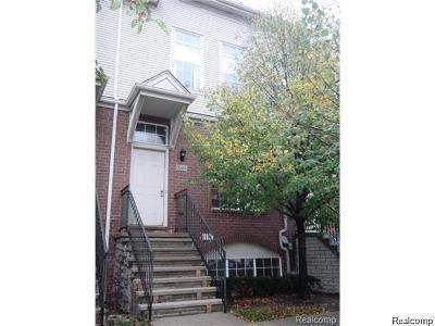 Novi Condo/Townhouse For Sale: 30669 Ardmore Crt