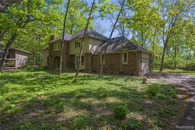 Ann Arbor Single Family Home For Sale: 1440 Burgundy Rd