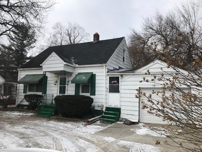 Lenawee County Single Family Home For Sale: 3250 Treat