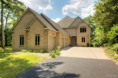 Single Family Home For Sale: 350 Highland Dr