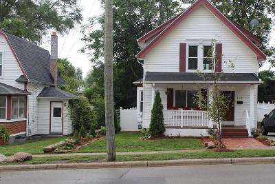 Ann Arbor Single Family Home For Sale: 113 W Summit St