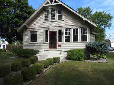 Lenawee County Single Family Home For Sale: 227 Gasner