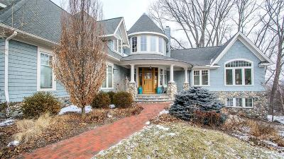 Washtenaw County Single Family Home Contingent - Financing: 631 Geddes Ridge Ave