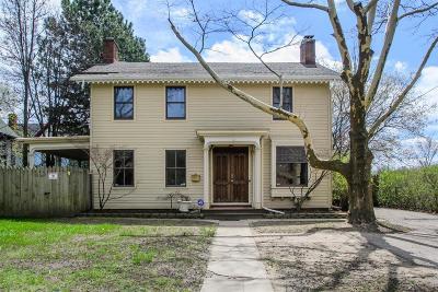 Ann Arbor Single Family Home For Sale: 120 Packard St