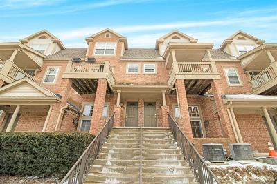 Washtenaw County Condo/Townhouse For Sale: 2848 Barclay Way