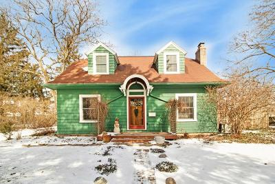 Ann Arbor Single Family Home Contingent - Financing: 2112 Abbott Ave