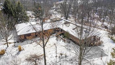 Ann Arbor Single Family Home Contingent - Financing: 3423 West Delhi Rd