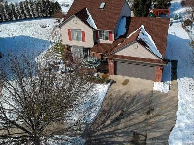 Canton Single Family Home For Sale: 884 Westfield Crt
