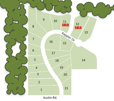 Jackson County Residential Lots & Land For Sale: 4 Kappler Dr