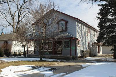 Single Family Home For Sale: 18860 Lathers St