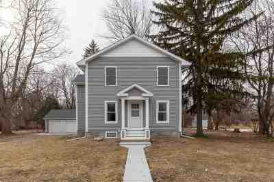 Lenawee County Single Family Home For Sale: 331 Budlong St.