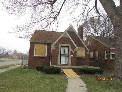 Single Family Home For Sale: 9403 Balfour