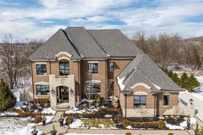 Northville Single Family Home For Sale: 20783 Maybury Park Dr
