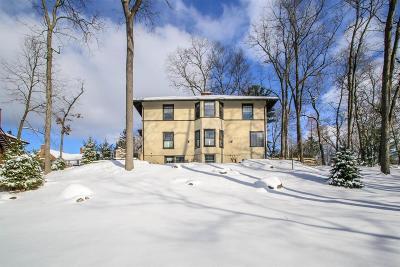 Ann Arbor Single Family Home For Sale: 1942 Cambridge Rd