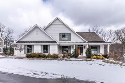 Ann Arbor Single Family Home Contingent - Financing: 2975 Overridge Dr