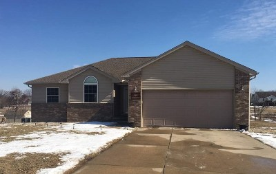 Jackson Single Family Home For Sale: 1309 Northwind