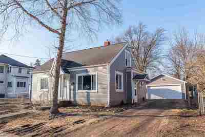 Lenawee County Single Family Home For Sale: 758 Company