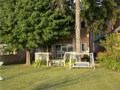 Single Family Home For Sale: 1928 Cass Lake Front Rd