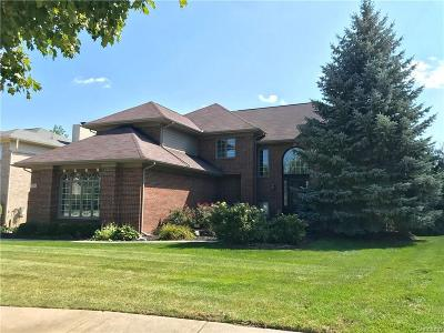 West Bloomfield Single Family Home For Sale: 7131 Yarmouth Crt