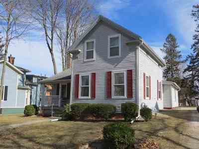 Lenawee County Single Family Home For Sale: 517 State Street