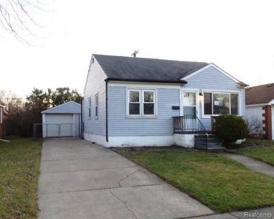 Single Family Home For Sale: 18020 Rosetta