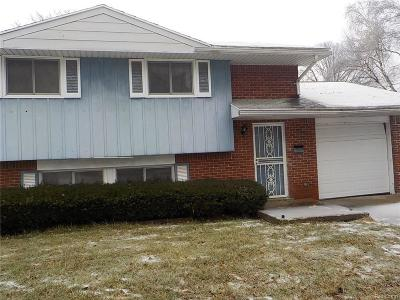 Single Family Home For Sale: 3614 Sherry Dr