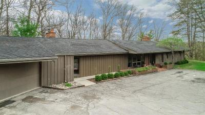 Ann Arbor Single Family Home For Sale: 1961 Country Club Rd