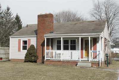 Lenawee County Single Family Home For Sale: 623 S Madison St