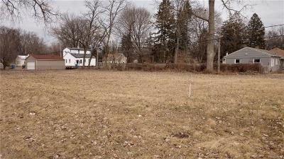 Residential Lots & Land For Sale: 3241 S Beech Daly Rd