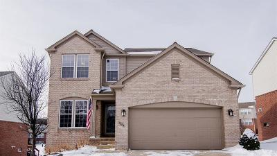 Washtenaw County Single Family Home Contingent - Financing: 7593 Abigail Dr