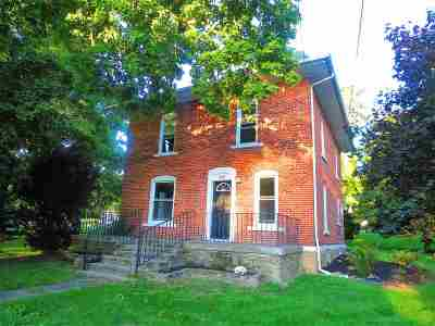 Lenawee County Single Family Home For Sale: 203 S Talbot Street