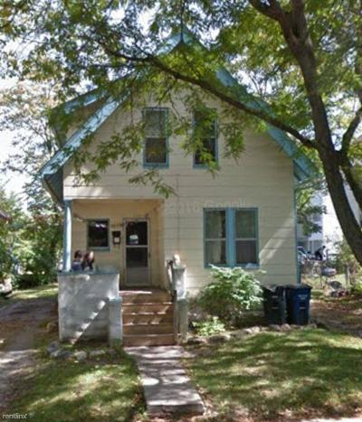 Ann Arbor Single Family Home For Sale: 514 N Division St