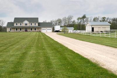 Single Family Home For Sale: 4450 Sylvan Rd