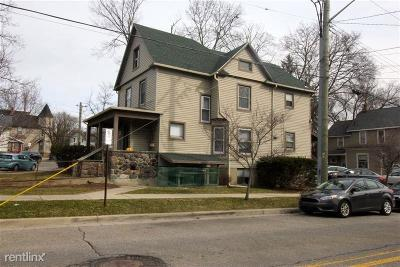 Ann Arbor Multi Family Home For Sale: 200 Packard St