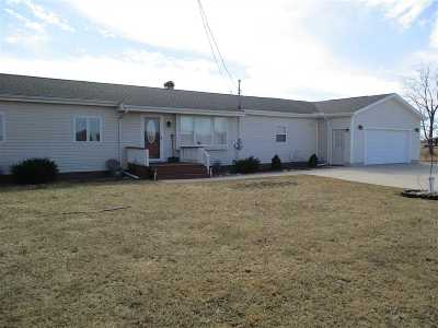 Lenawee County Single Family Home For Sale: 4075 W Beecher