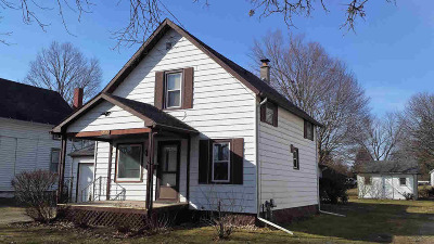 Jonesville Single Family Home For Sale: 508 Maumee St