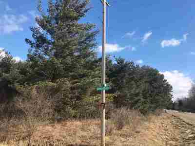 Residential Lots & Land For Sale: Maple Valley Rd.