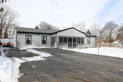 Lake Orion Single Family Home For Sale: 3604 Minton Rd.