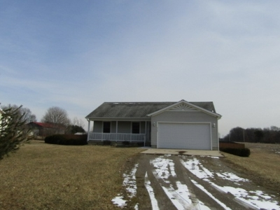 Lenawee County Single Family Home For Sale: 3767 N Wilmoth Hwy