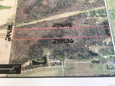 Residential Lots & Land For Sale: Thomas Rd N
