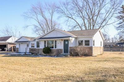 Michigan Center Single Family Home Contingent - Financing: 4213 Gale St