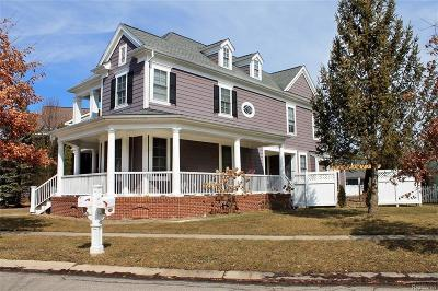 Canton Single Family Home For Sale: 50360 Hancock St