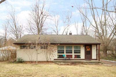 Ann Arbor Single Family Home Contingent - Financing: 314 Gralake