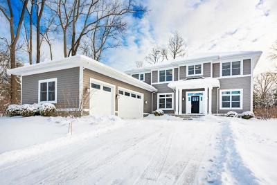 Ann Arbor Single Family Home For Sale: 2260 Wolverhampton Ct
