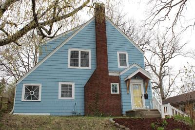 Washtenaw County Single Family Home For Sale: 1809 Dexter Ave