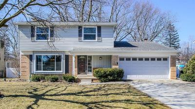Ann Arbor Single Family Home Contingent - Financing: 2688 Hawks Rd