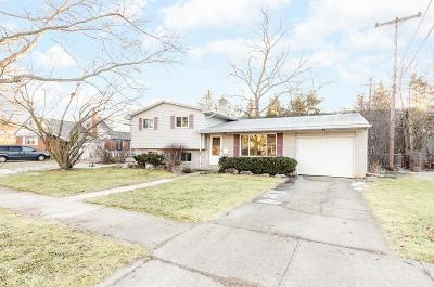Ann Arbor Single Family Home Contingent - Financing: 916 Patricia Ave