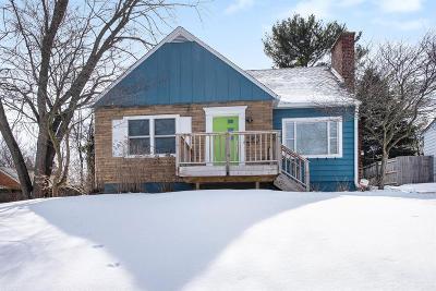 Ann Arbor Single Family Home Contingent - Financing: 1505 Arborview Blvd